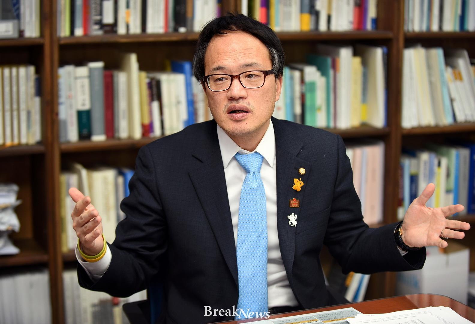 """박주민 의원 """"청년도 워라벨 누릴수 있는 사회돼야"""":브레이크 ..."""